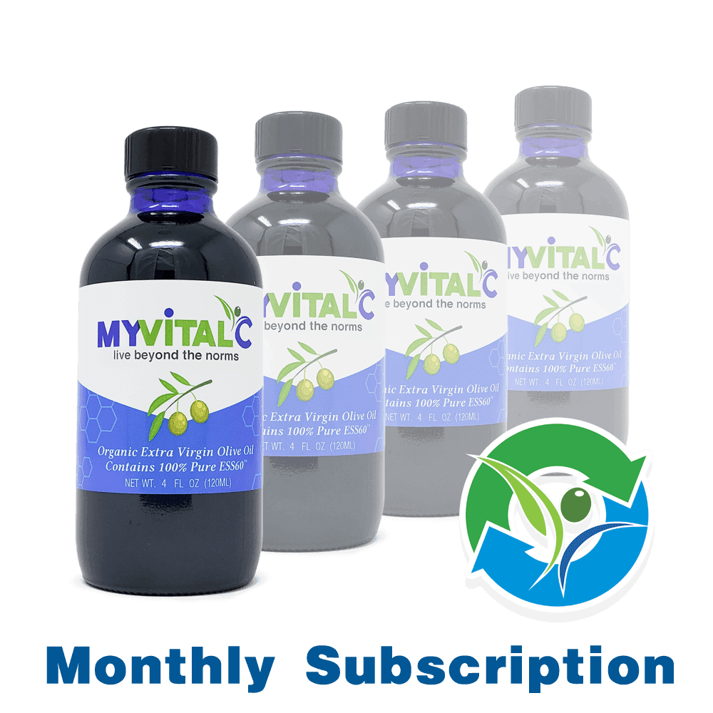 Monthly Subscription - MyVitalC Olive Oil