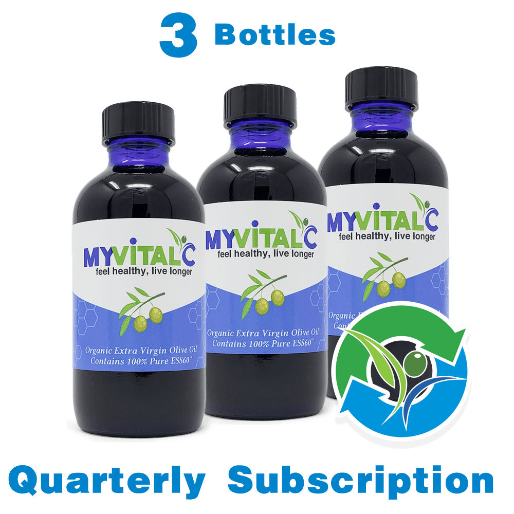Quarterly Subscription - MyVitalC - 3 Bottles
