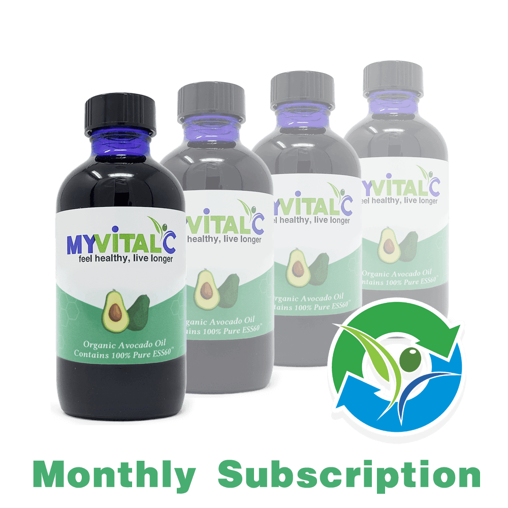 Monthly Subscription - MyVitalC Avocado Oil