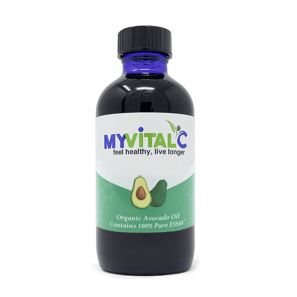 MyVitalC ESS60 in Avocado Oil, 100% Organic - 120ml
