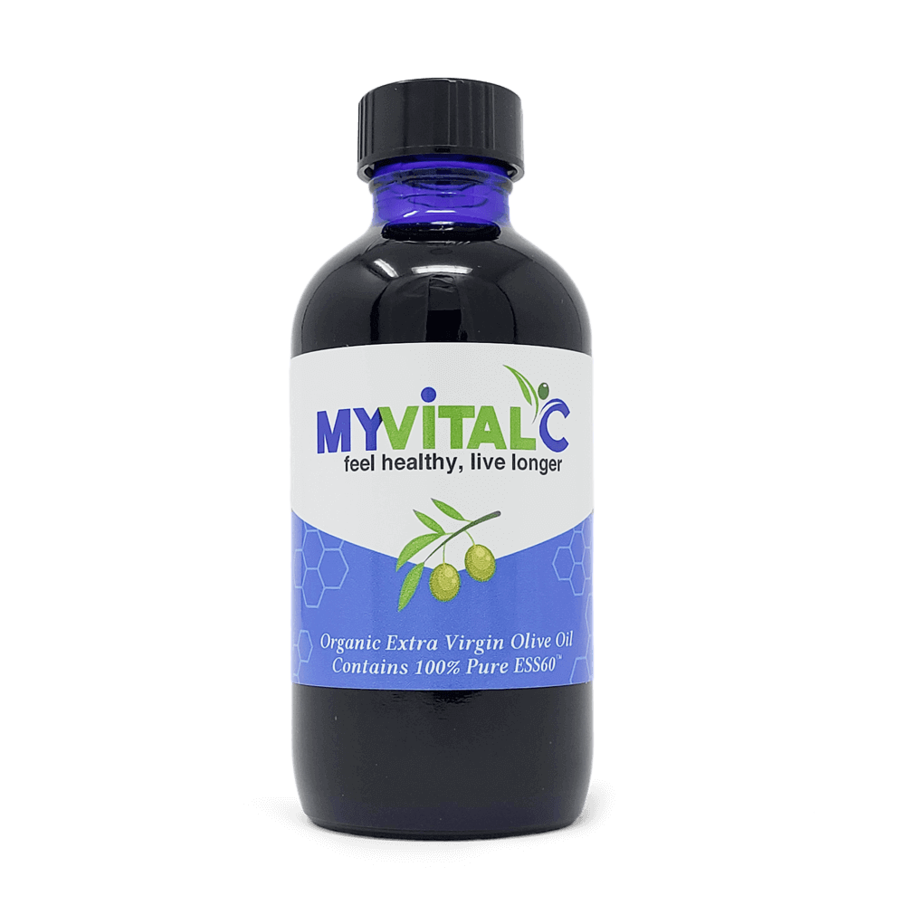 MyVitalC ESS60 in Olive Oil Extra Virgin Organic, 120ml