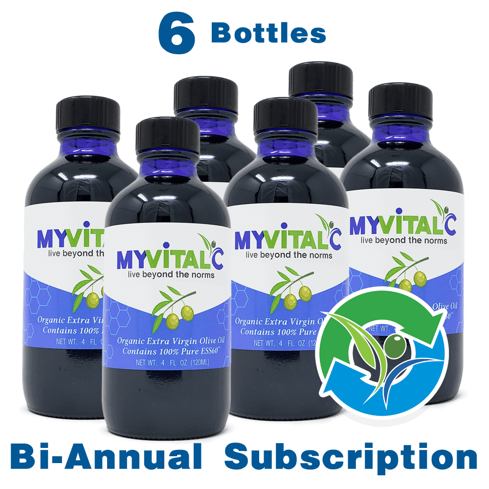 Bi-Annual Subscription - MyVitalC - 6 Bottles